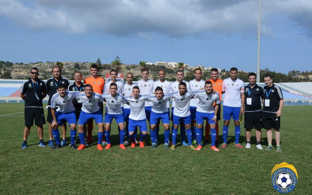 Gozo Suffer Second Defeat, Ingulee Win Qualification With Maximum Points