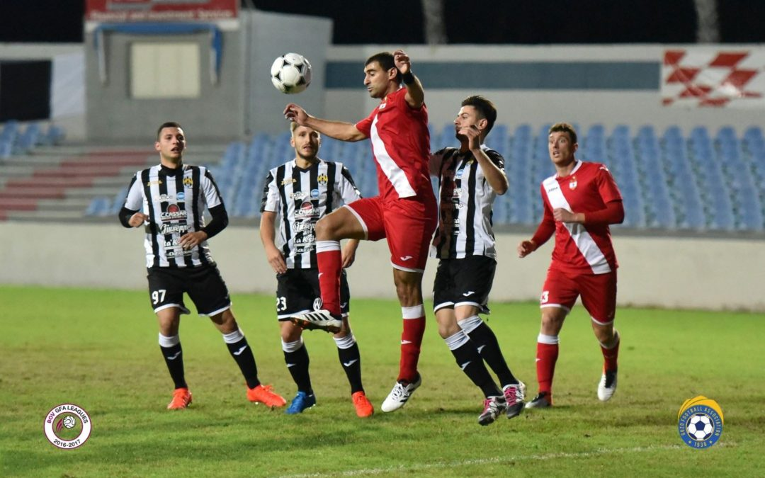 Ghajnsielem Held to a Draw for the Second Consecutive Match