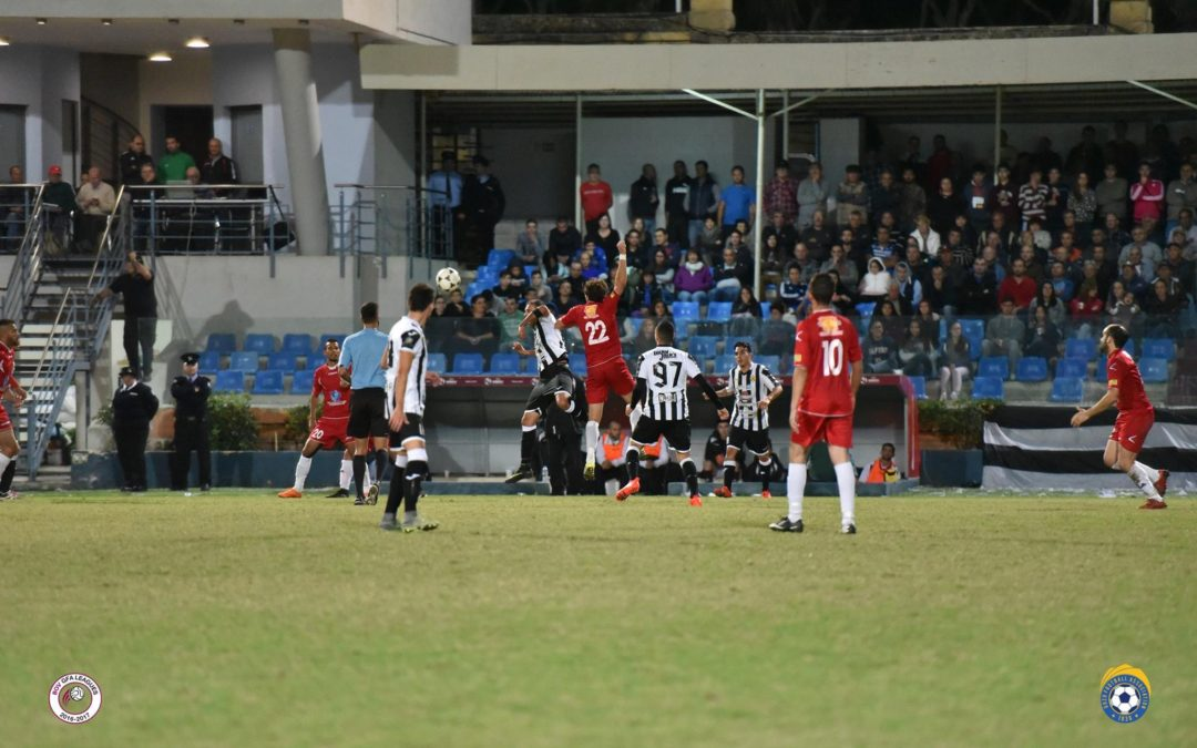 Nadur Extend Their Lead at the Top of the Table