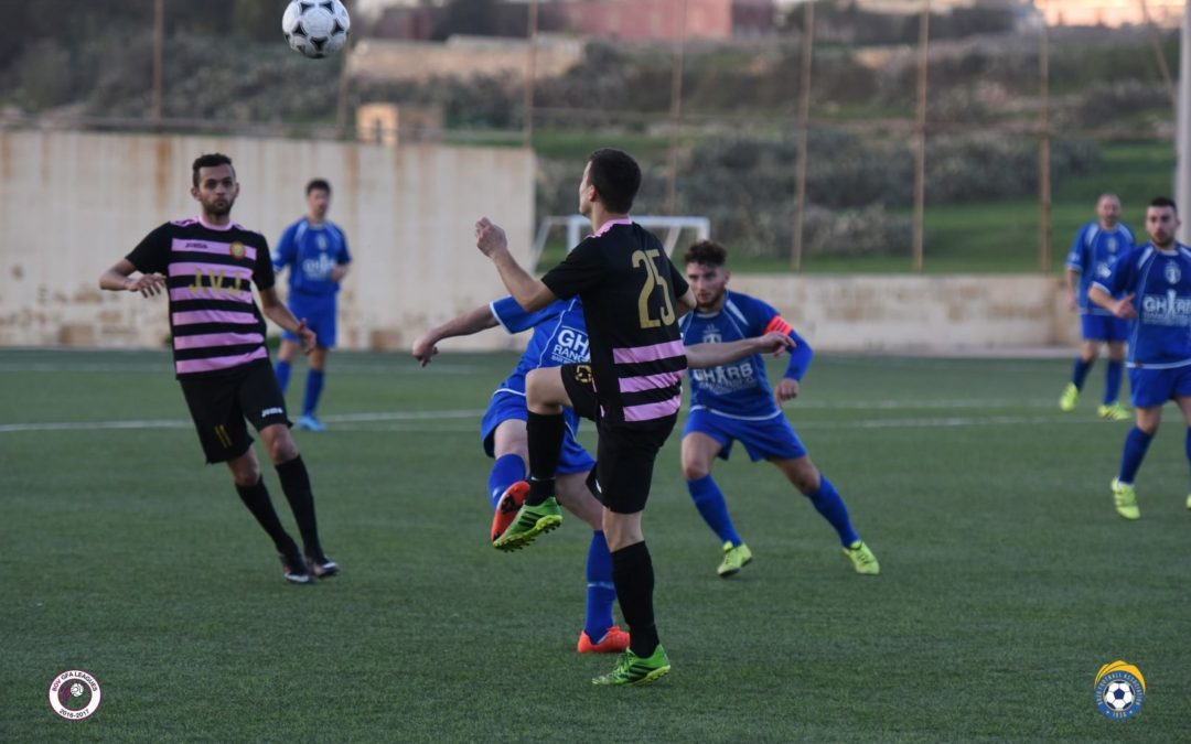 St Lawrence Defeat Gharb and Join the Challengers for Promotion