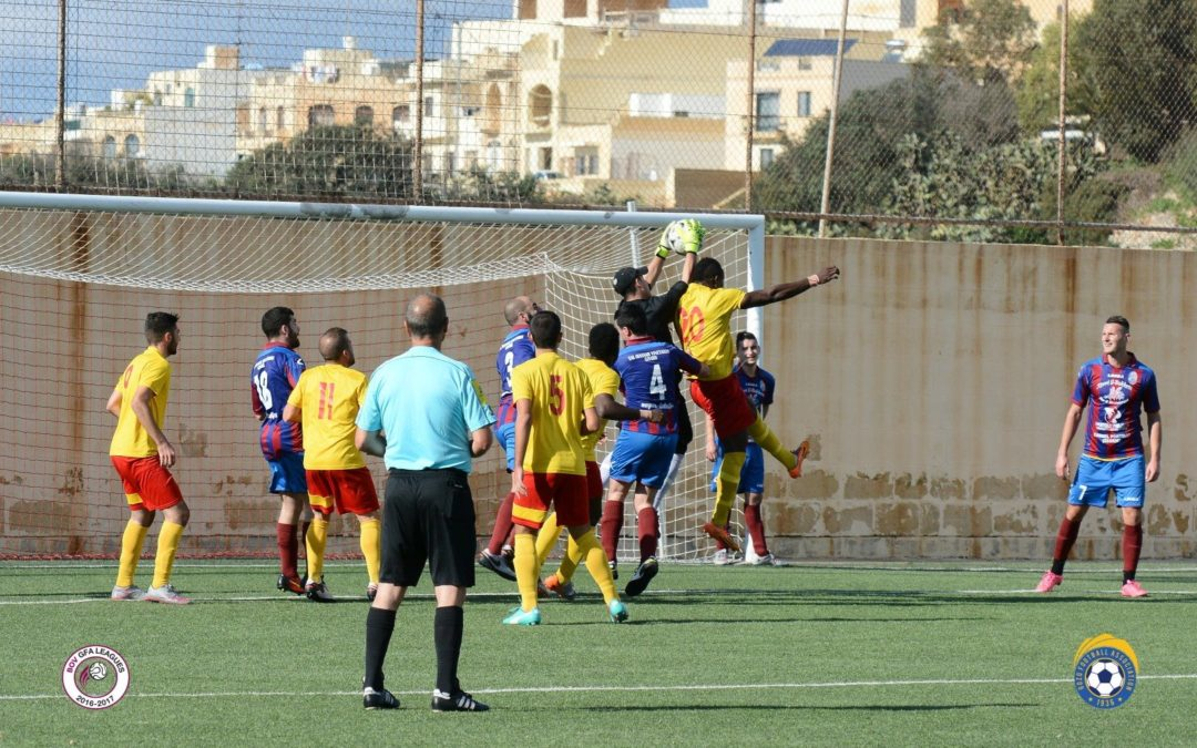 Zebbug Reduce Gap from the Top Positions