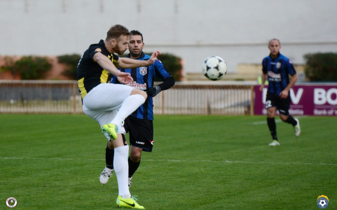 Xewkija Defeat Xaghra with Late Goals