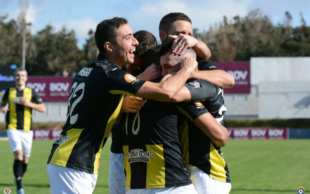 Thiago Melo Dos Santos Scores Four Goals as Xewkija Consolidate Leadership