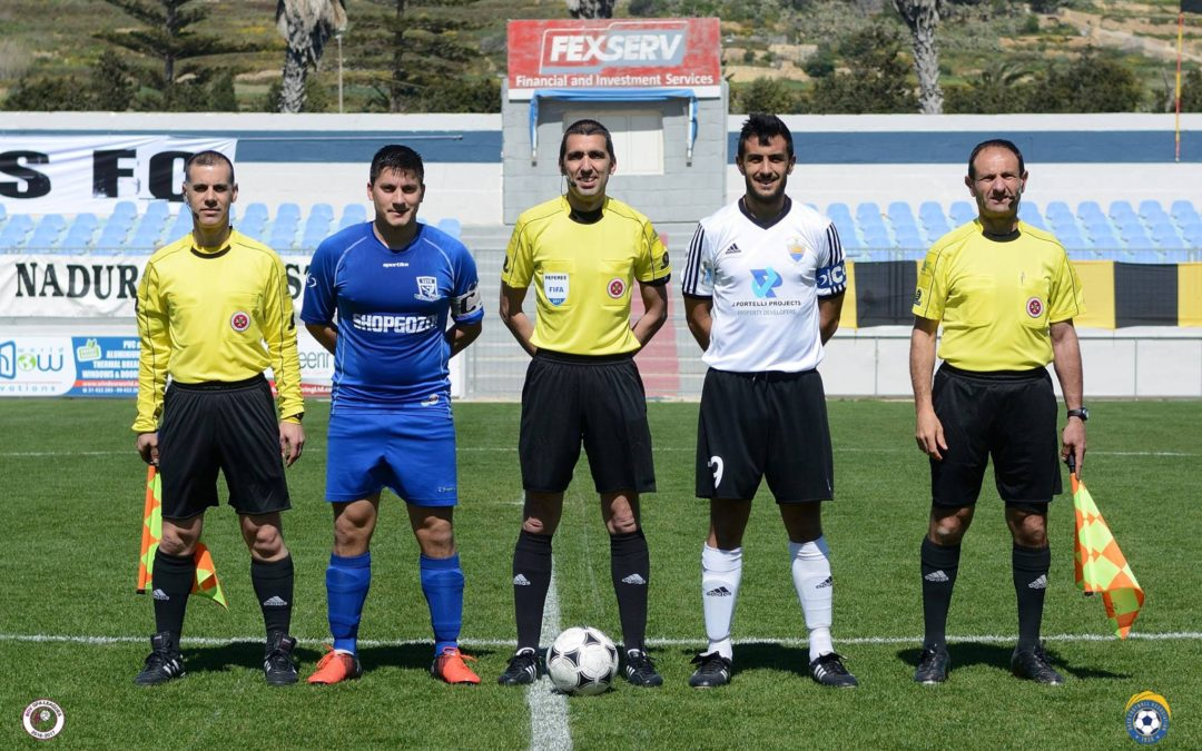 Nadur Youngsters Obtain Win with Second Half Goals