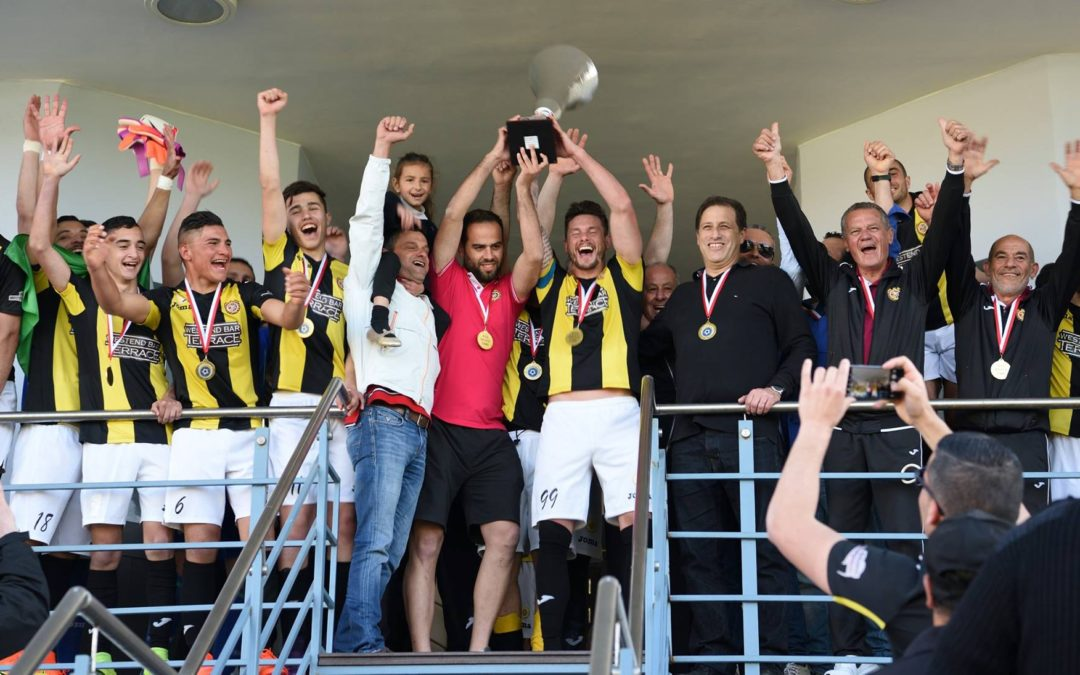 Xewkija Win Ko Competition for the First Time
