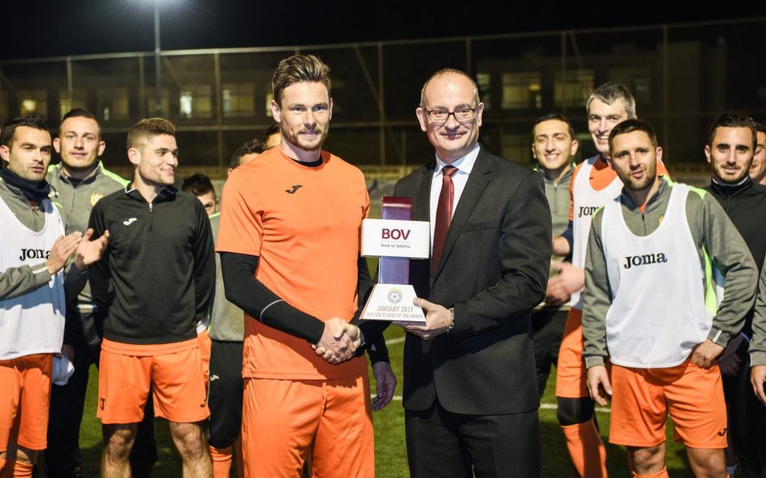 BOV GFA Player of the Month