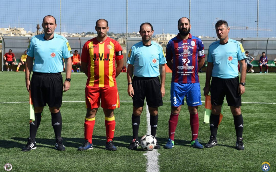 St Lawrence Spurs held to a draw by Qala