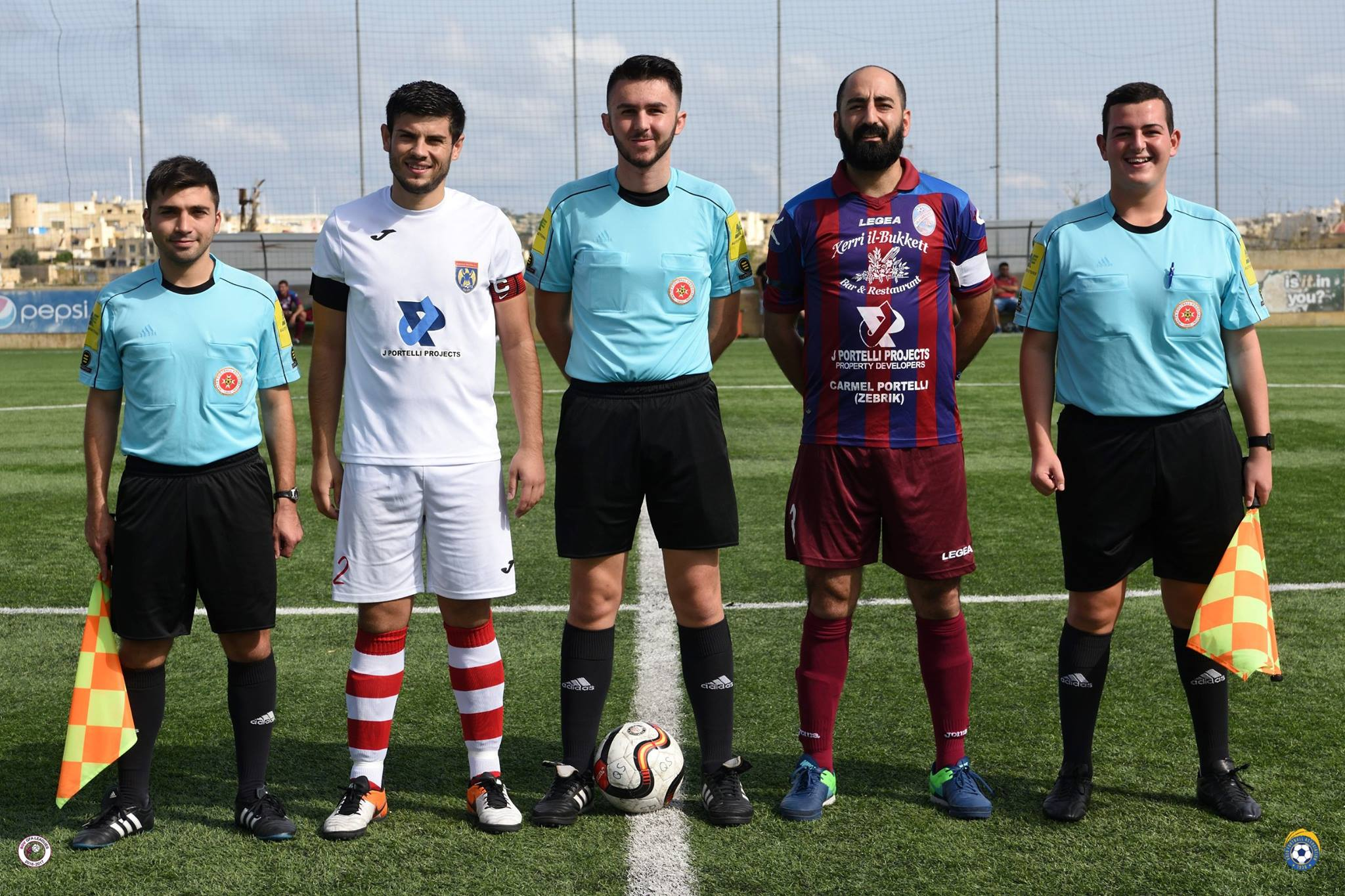Xaghra leave it late to recover a three-goal deficit