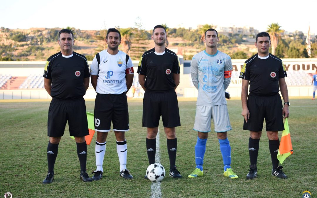 Nadur make sure of victory over Gharb with first half goals