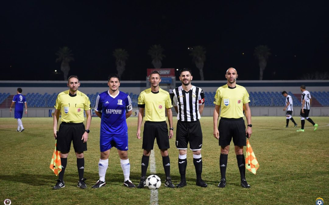 Wanderers and Ghajnsielem share the spoils