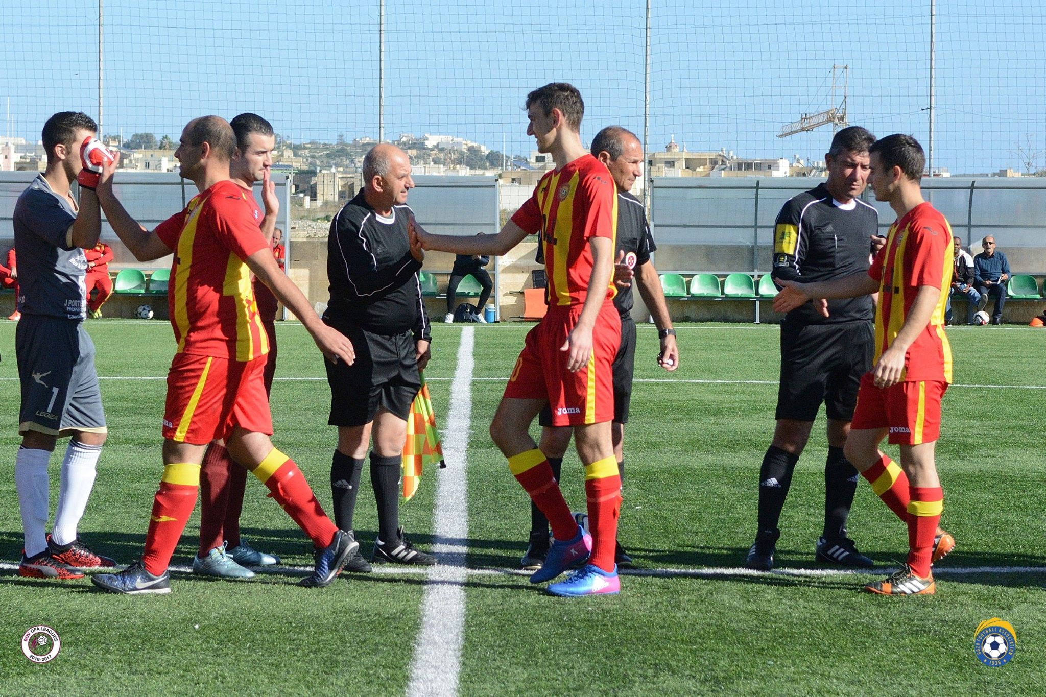 A brace by Jordi Parnis brace leads Munxar to another win