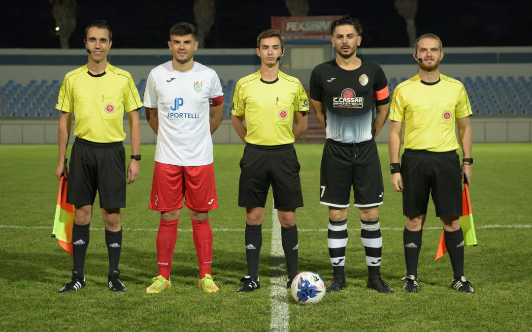 Munxar, Ghajnsielem earn a point each in thrilling match