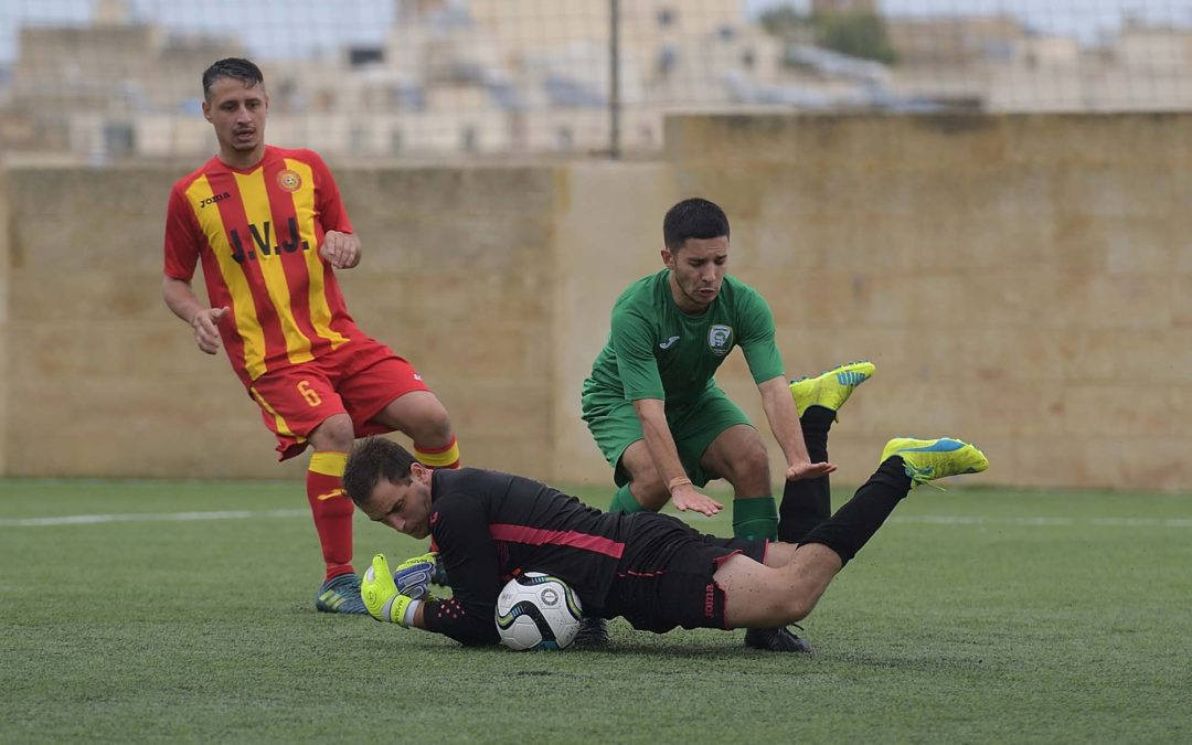 St Lawrence, Oratory share the spoils