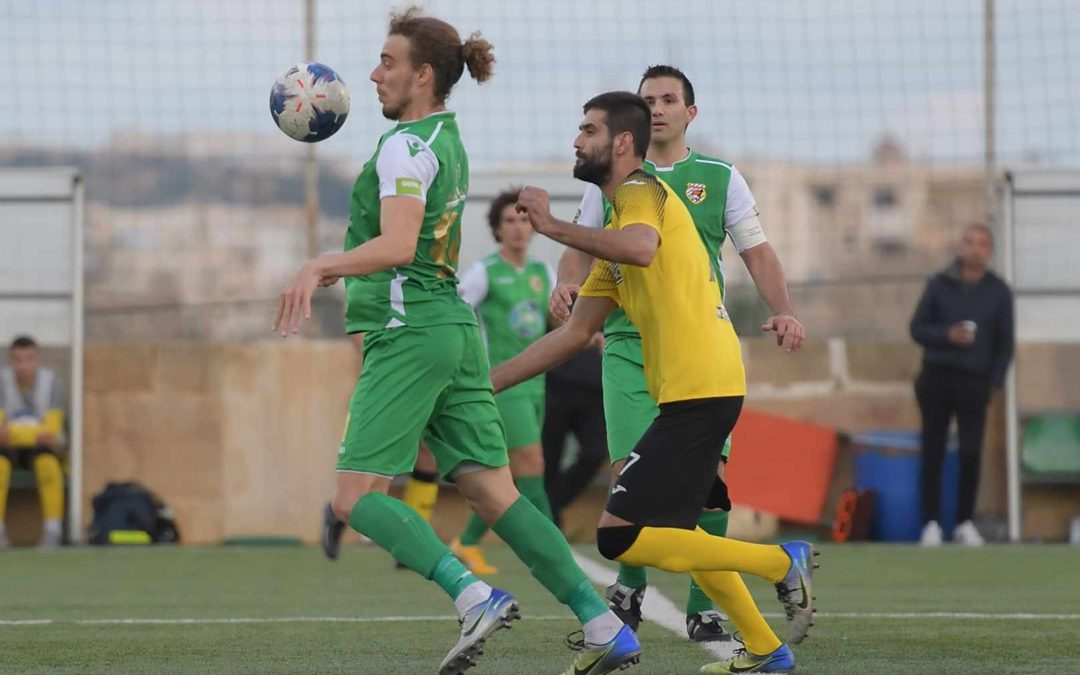 Xewkija earn a deserved qualification