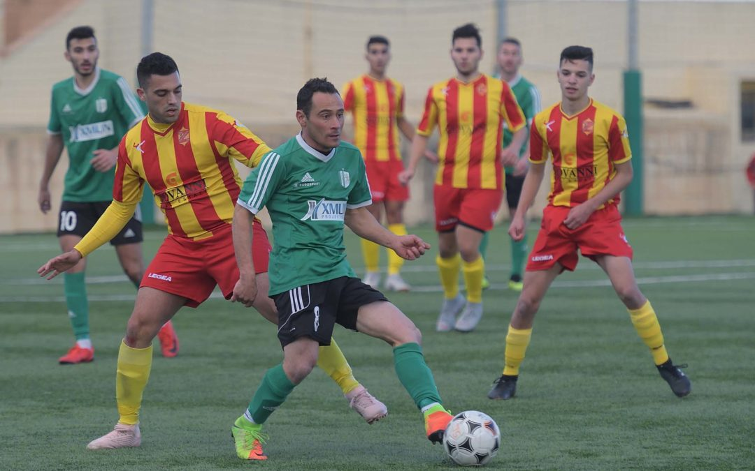 Sannat end the second round as joint leaders