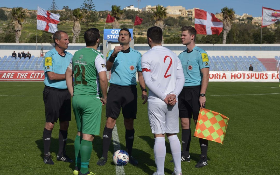 Munxar's last gasp goal denies Kercem from the first win