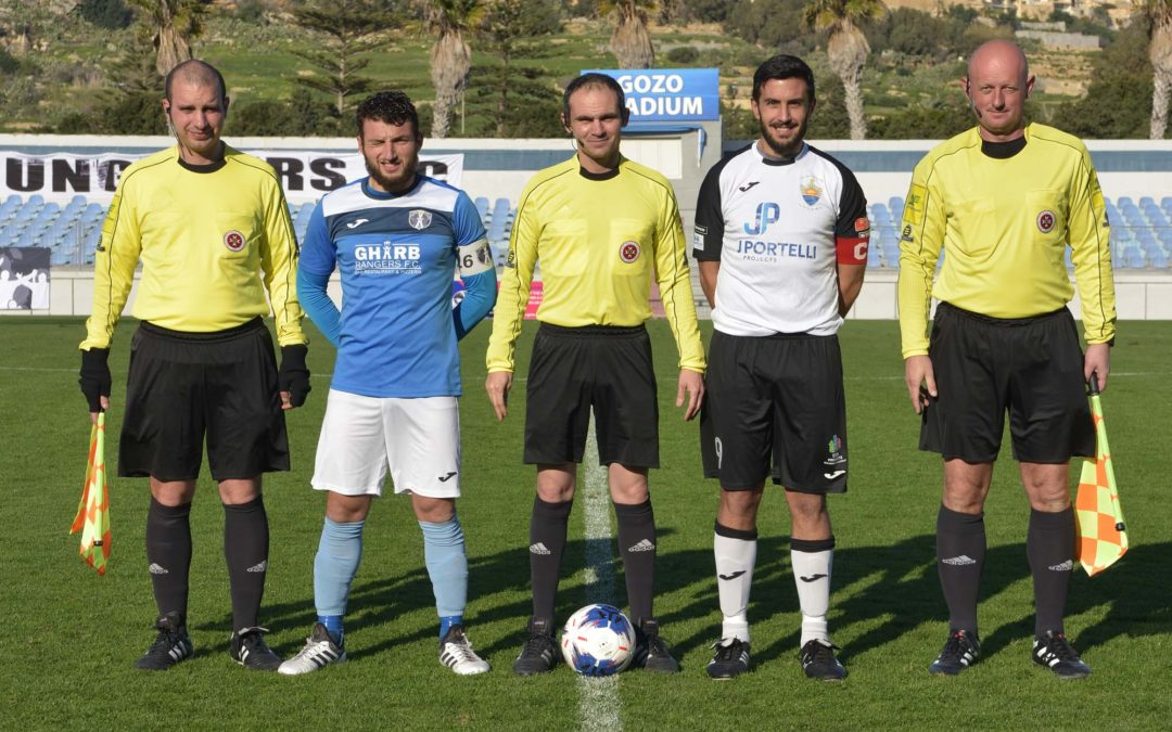 Nadur drop to a gap of four points from the leaders