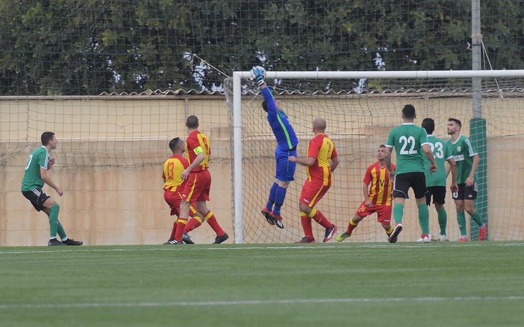 Sannat held to a draw by St Lawrence
