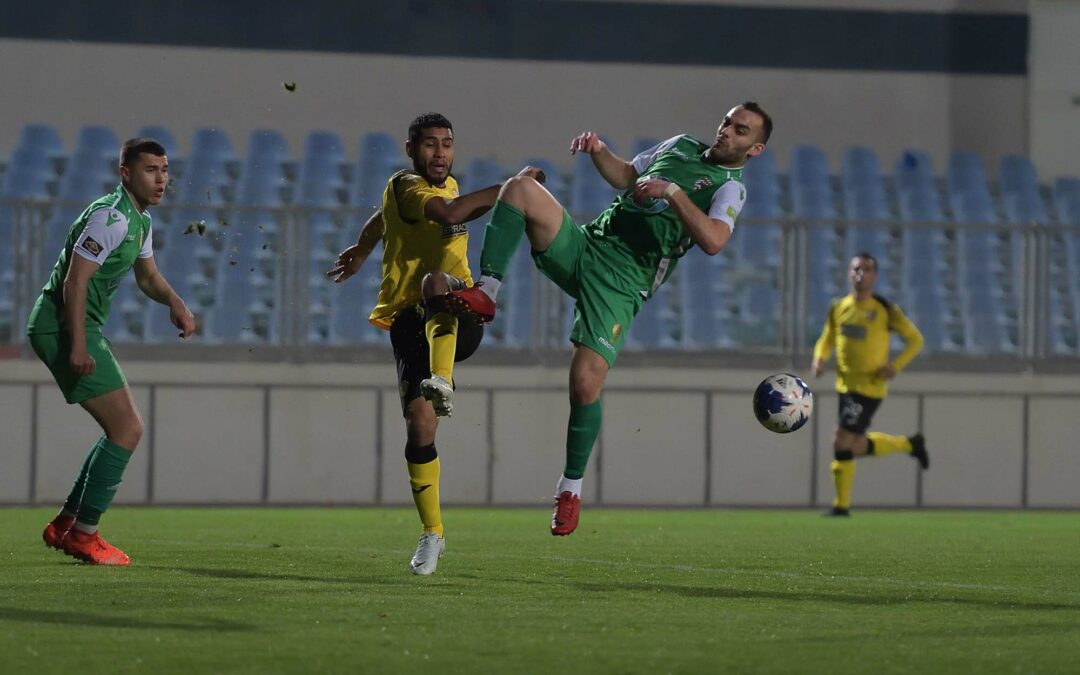 Kercem stun Xewkija and revamp hopes to avoid relegation