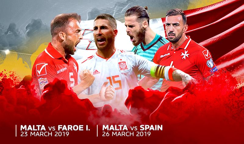 European Qualification Matches Tickets can be bought from GFA Offices