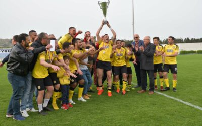 Xewkija win KO Cup for the second time