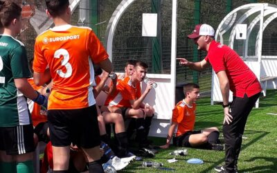 Gozo FC Under 15 attend Easter Training Camp in Liverpool