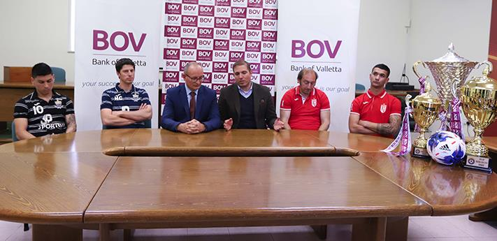 Victoria Hotspurs to face Nadur Youngsters in BOV GFA Cup Final