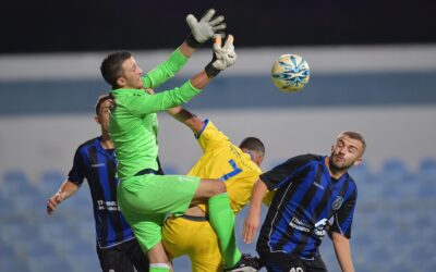 Five teams from the Gozitan top flight make it to the second round