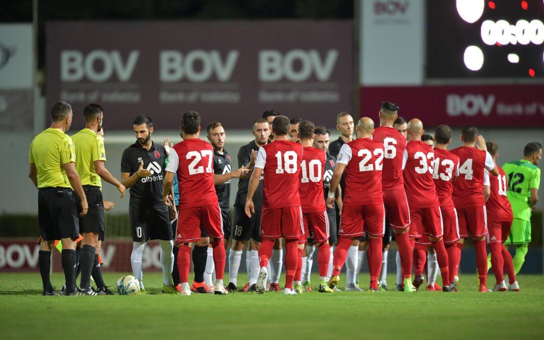 Gozo Football League Matchday 1 Summary
