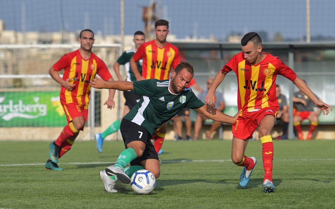 Sannat clinch a win in opening match of the second division league