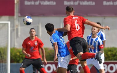 Nadur take sole leadership with maximum points