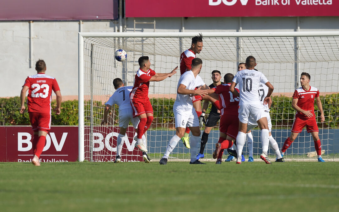 Nadur win top of the table clash and remain on maximum points