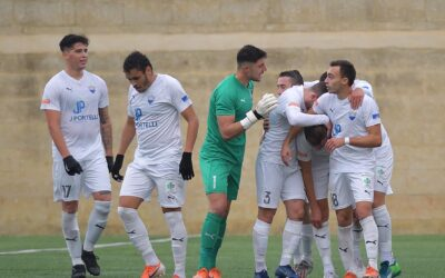 Gozo Football League Matchday 5 Summary