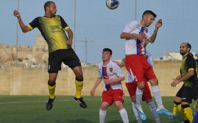 Xewkija leave it late to overcome Munxar