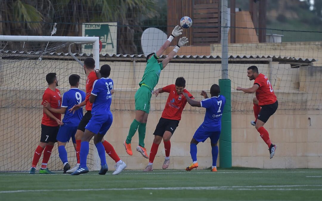 Nadur Youngsters beat underdogs