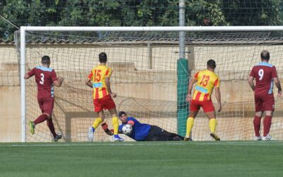 Zebbug Rovers end the first round with a large win