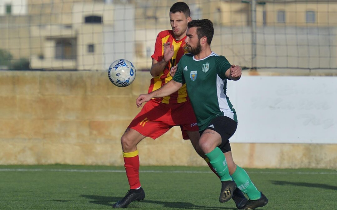 Sannat make it six in a row and extend their sole leadership