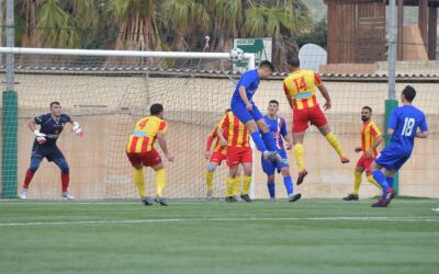 Zebbug recover a two-goal deficit with ten players